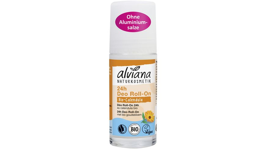 alviana Deo Roll On Bio Calendula