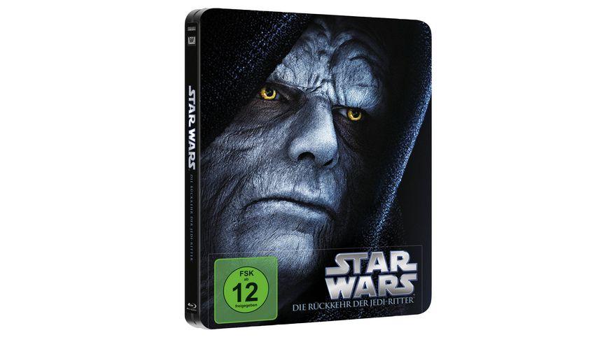 Star Wars Die Rueckkehr der Jedi Ritter Limited Edition Steelbook Blu ray Disc
