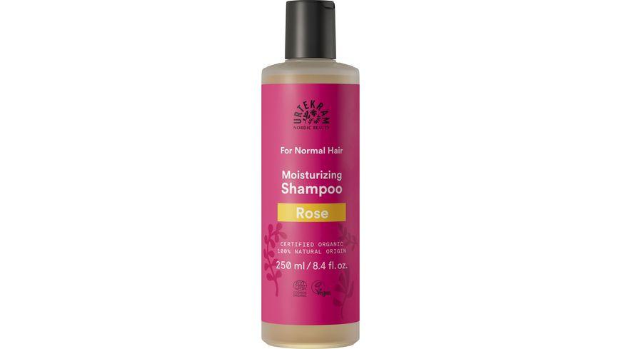 URTEKRAM Rose Shampoo