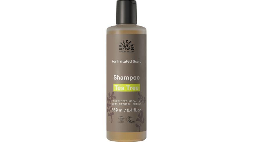 URTEKRAM Shampoo Teebaumöl