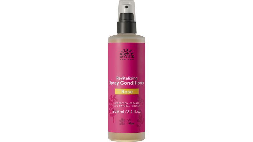 URTEKRAM Spray Conditioner Rose