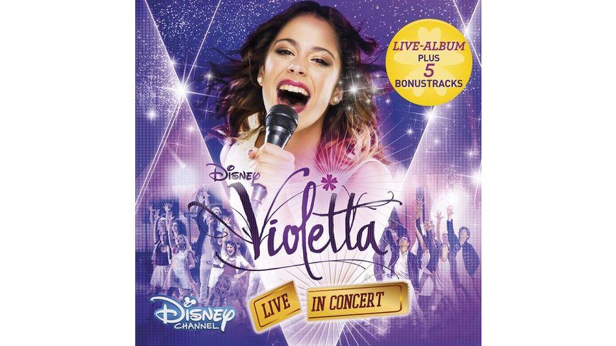 Violetta Live In Concert Staffel 2 Vol 2