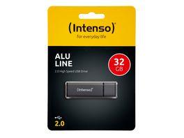 Intenso USB Stick Alu Line 32 GB
