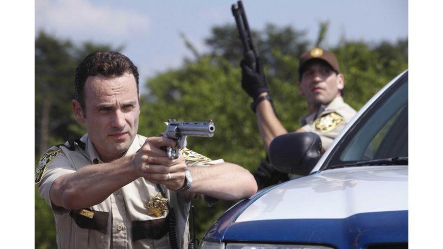 The Walking Dead Die komplette erste Staffel Special Uncut Version 2 Discs Blu ray Disc