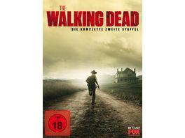 The Walking Dead Die komplette zweite Staffel DVD