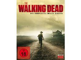 The Walking Dead Die komplette zweite Staffel Blu ray Disc