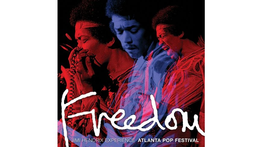 Freedom Atlanta Pop Festival