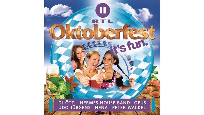 RTL2 It s Fun Oktoberfest