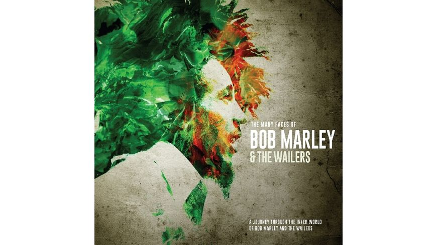 Many Faces Of Bob Marley The Wailers