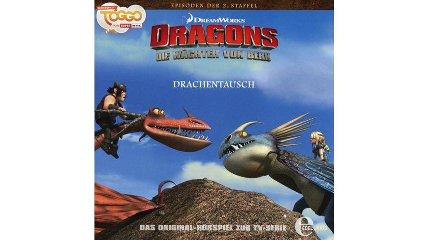 18 Original Hoerspiel z TV Serie Drachentausch