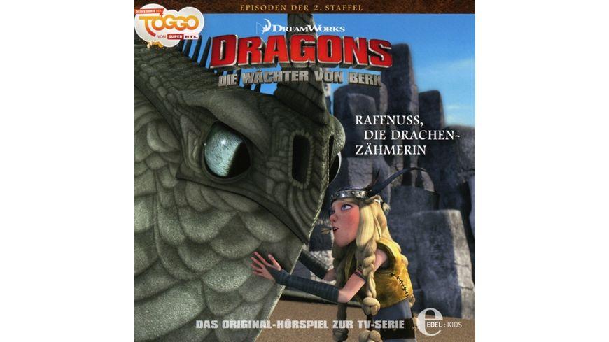 17 Original HSP TV Raffnuss Die Drachenzaehmerin