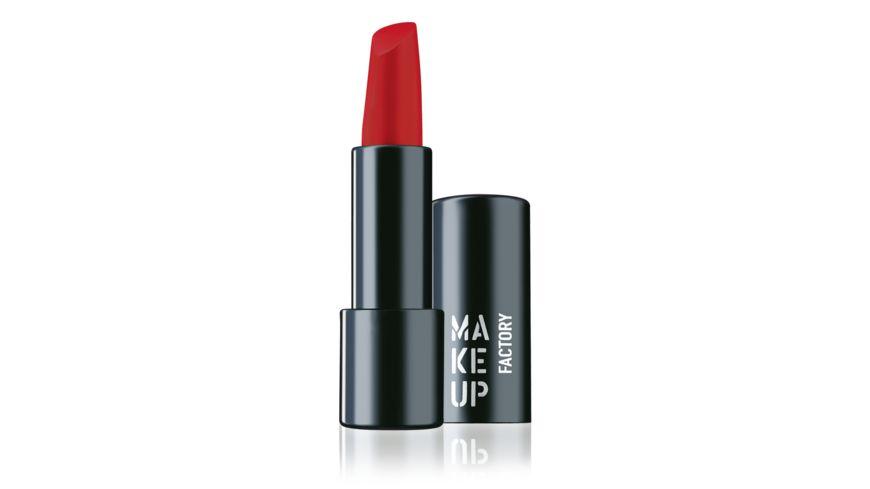MAKE UP FACTORY Magnetic Lips semi mat long lasting