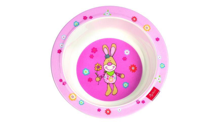 sigikid Melamin Schuessel Bungee Bunny