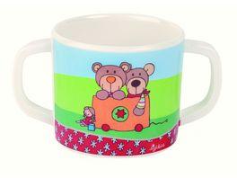 sigikid Melamin Tasse Wild an Berry Bear
