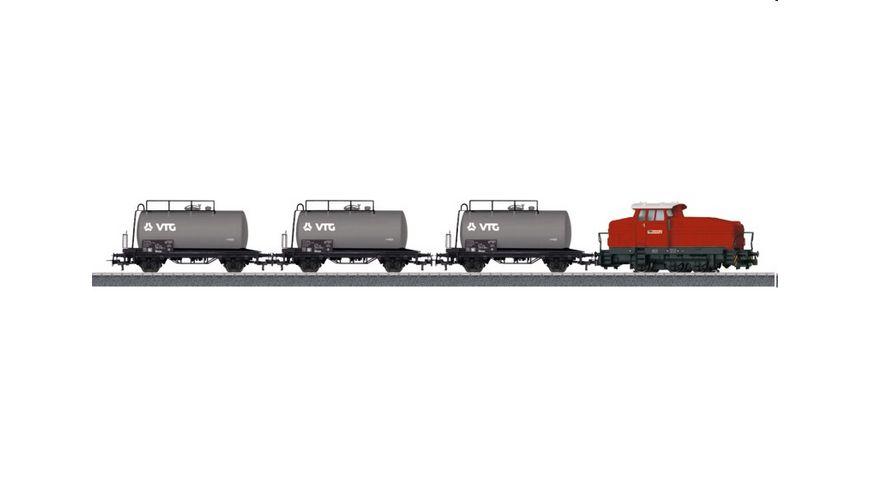 Maerklin 26569 Zugpackung Mineraloeltransport H0 VI DB AG
