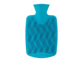fashy Waermflasche Halblamelle mit 3D Oberflaeche 0 8l