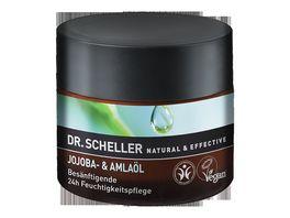 Dr Scheller Jojoba Amlaoel 24 h Pflege