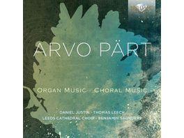 Organ Music Choral Music