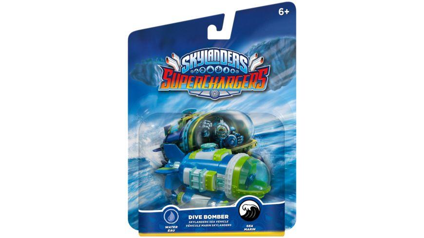 Skylanders Superchargers Fahrzeug Dive Bomber