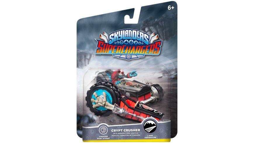 Skylanders Superchargers Fahrzeug Crypt Crusher