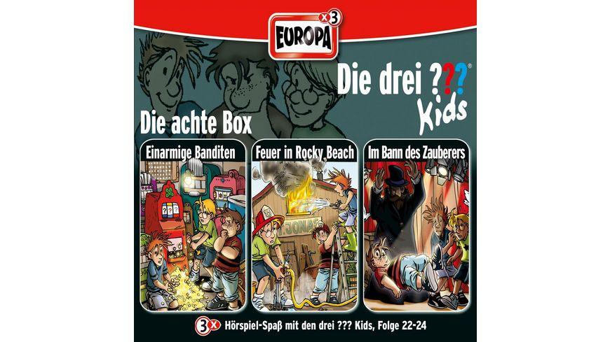 08 3er Box Folgen 22 24