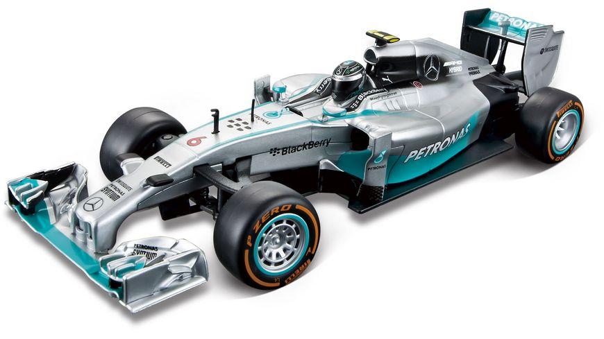 Maisto Tech Maisto Tech 1 24 Mercedes Rosberg ohne Batterien