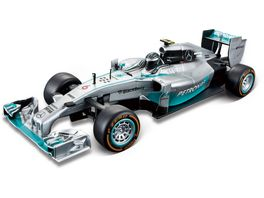 Maisto Tech RC 1 24 Mercedes Rosberg
