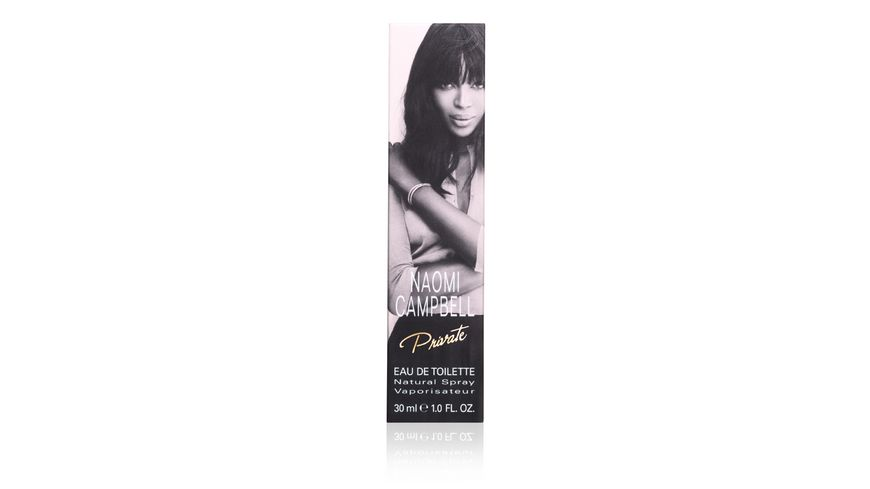 NAOMI CAMPBELL Private Eau de Toilette Natural Spray