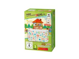 New Nintendo 3DS XL Konsole mit Animal Crossing Happy Home Designer