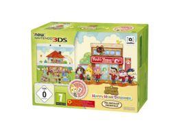New Nintendo 3DS Konsole mit Animal Crossing Happy Home Designer
