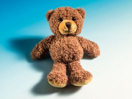 Rudolf Schaffer Collection Magnetic Teddy Tom 11 cm