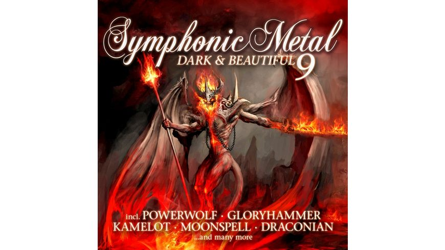 Symphonic Metal 9 Dark Beautiful