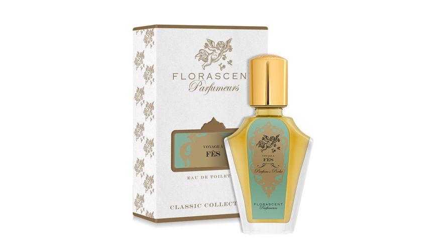 FLORASCENT Parfum Poche Fes Eau de Toilette