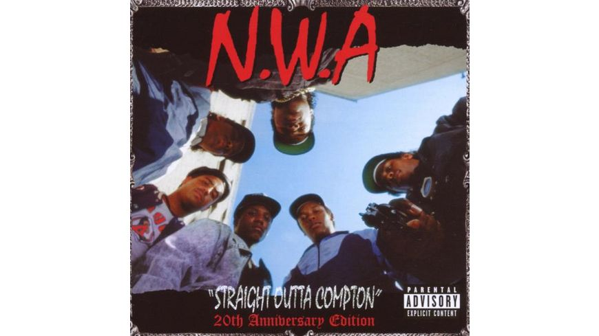 Straight Outta Compton 20th Anniversary Edition