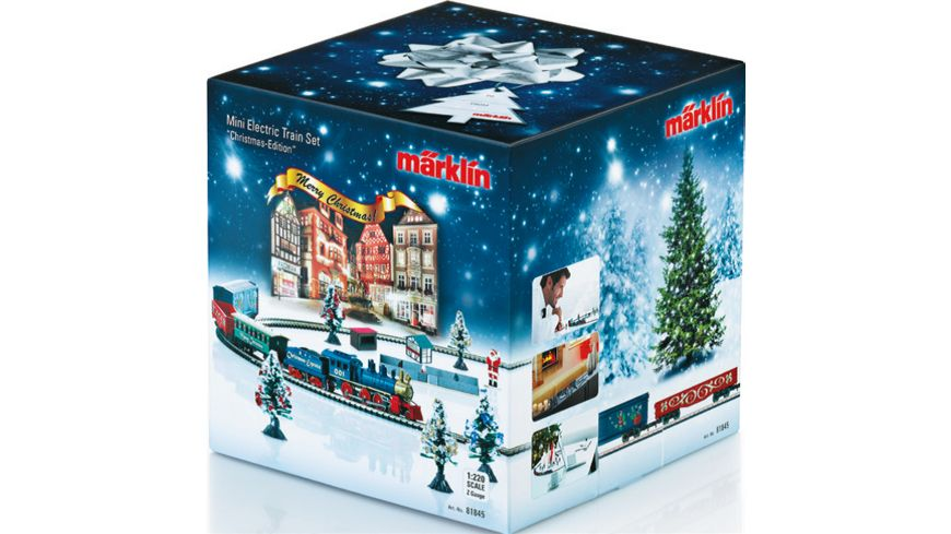 Maerklin 81845 Weihnachts Startpackung 230 Volt