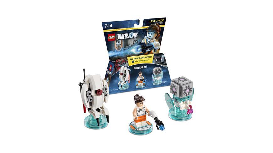 LEGO Dimensions Level Pack Portal 2