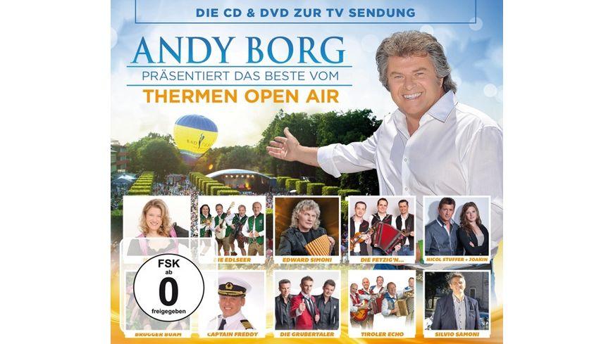 Andy Borg praes das Beste vom