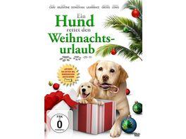 Ein Hund rettet den Weihnachtsurlaub limitierte Fan Edition inkl Hundeknochen Ausstechform DVD