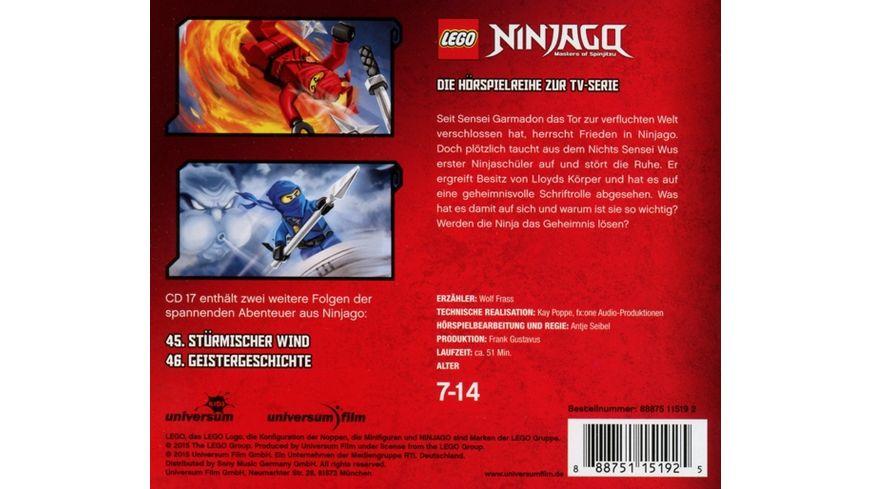 LEGO Ninjago CD17