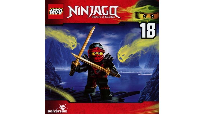 LEGO Ninjago CD18
