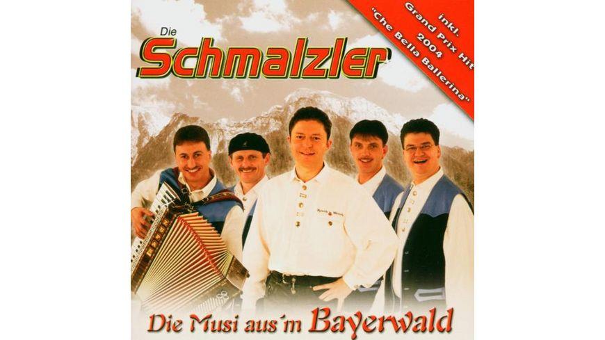 Die Musi aus m Bayernwald