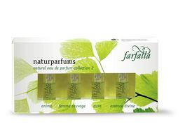 Farfalla Naturparfumes Collection 2 Duftset