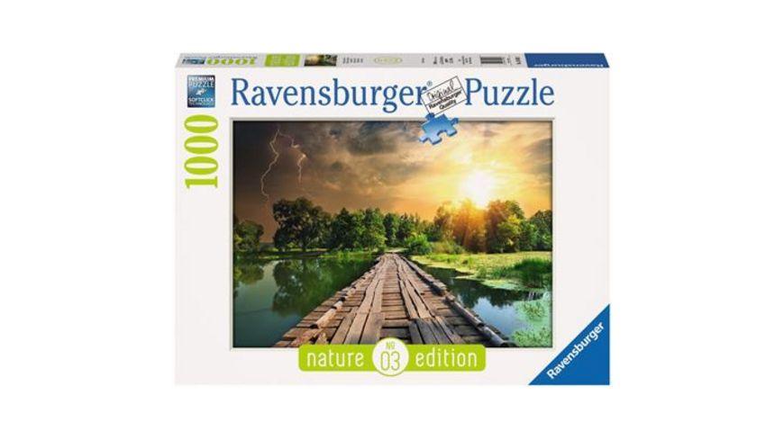 Ravensburger Puzzle Mystisches Licht 1000 Teile