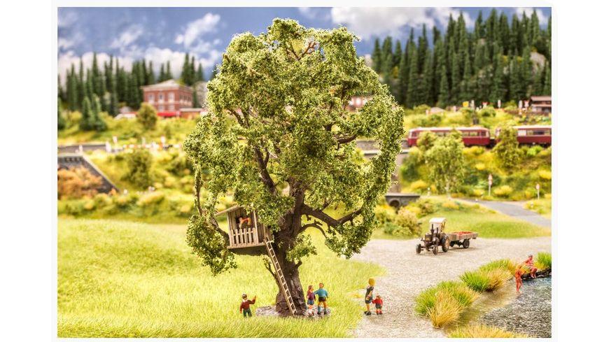 NOCH H0 21765 Baum mit Baumhaus