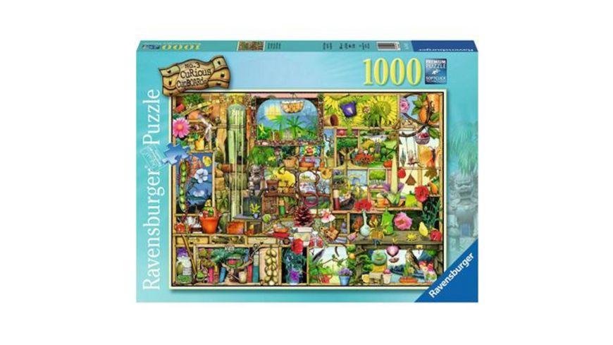 Ravensburger Puzzle Grandioses Gartenregal 1000 Teile