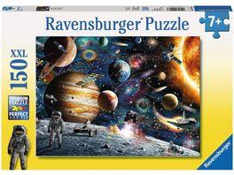 Ravensburger Puzzle Im Weltall 150 XXL Teile