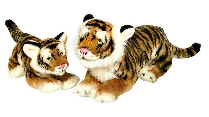 Bauer Blickfaenger Glitter Tiger liegend 46 cm