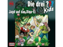 046 Jagd auf das Dino Ei