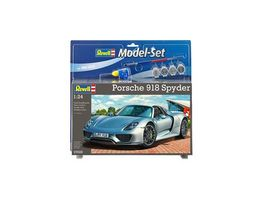 Revell 67026 Model Set Porsche 918 Spyder
