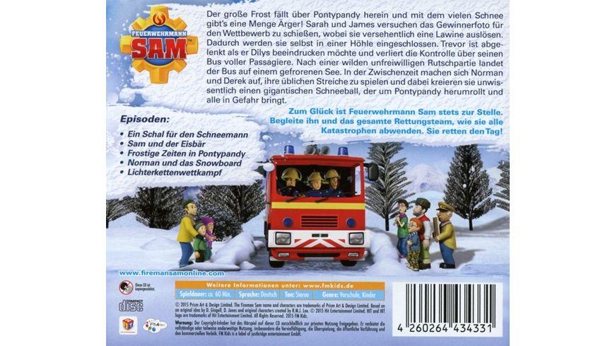 Abenteuer Im Schnee Das Hoerspiel